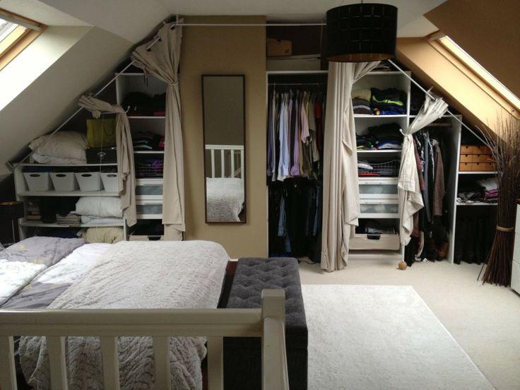 ide amnagement combles petit volume superbe idee amenagement petite salle de bain deco chambre. Black Bedroom Furniture Sets. Home Design Ideas