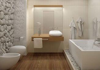 salle de bain à Laval