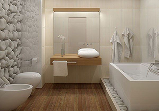 salle de bain Fougères