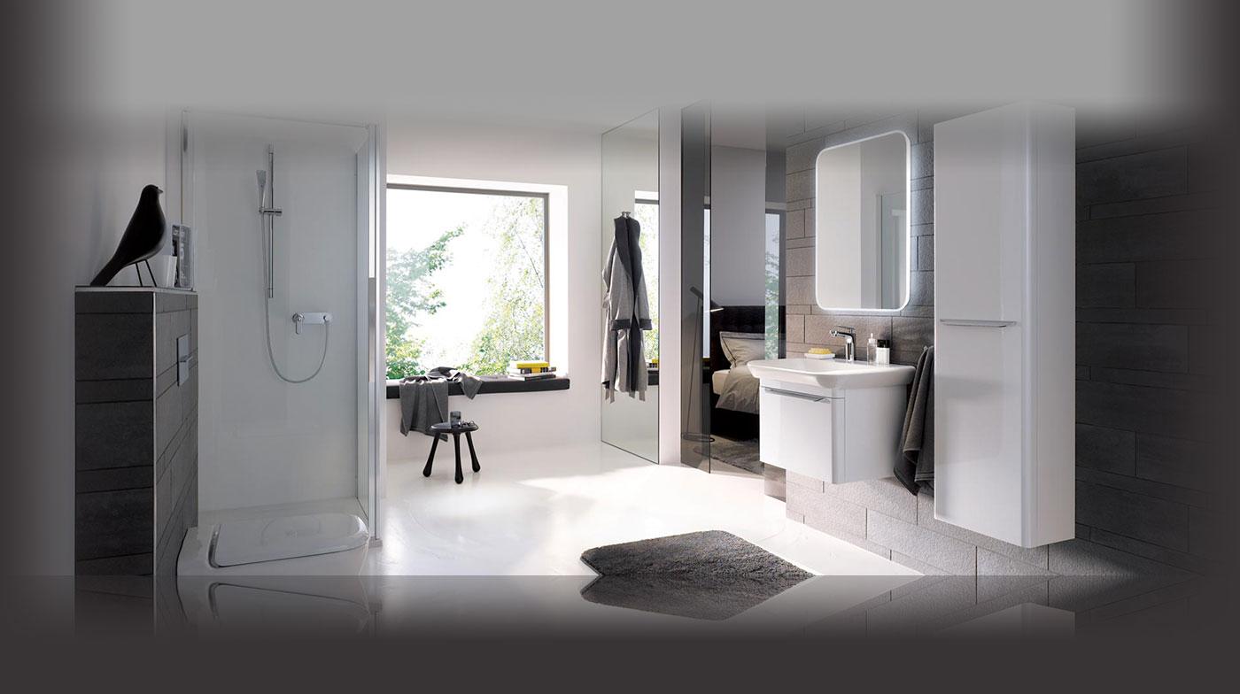 Lionel Fouassier assure l'aménagement et la conception de votre salle de bains