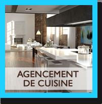 Agencement de cuisine chez Lionel Fouassier