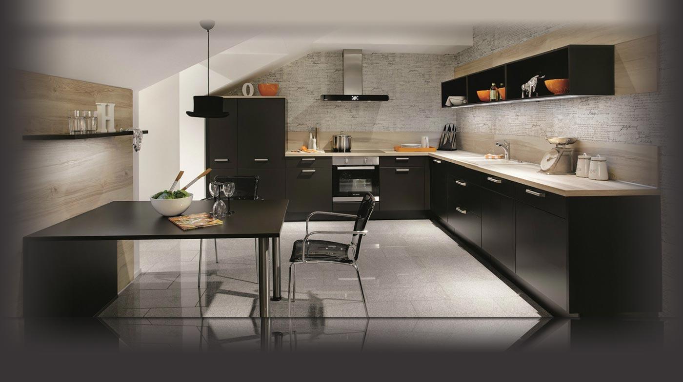 Lionel Fouassier assure l'aménagement et la conception de votre cuisine