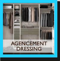 Agencement de Dressing chez Lionel Fouassier